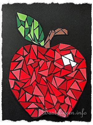Papier mosaik vorlagen my detraiteurvannederland blog - Mosaik vorlagen zum ausdrucken ...