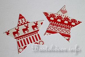 basteln und dekorieren f r weihnachten einfache teelichtdekorationen mit washi tapes. Black Bedroom Furniture Sets. Home Design Ideas
