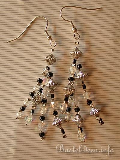 basteln mit perlen schmuckbasteln perlen ohrringe. Black Bedroom Furniture Sets. Home Design Ideas