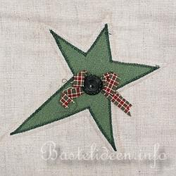 weihnachten patchwork quilt b. Black Bedroom Furniture Sets. Home Design Ideas