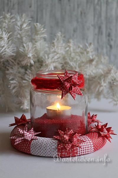 bastelideen zu weihnachten weihnachtskranz in skandinavischen farben. Black Bedroom Furniture Sets. Home Design Ideas