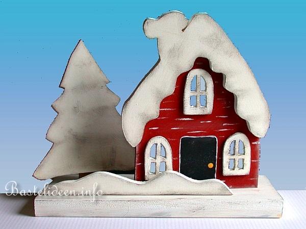 laubs gearbeit basteln mit holz weihnachten h tte basteln. Black Bedroom Furniture Sets. Home Design Ideas