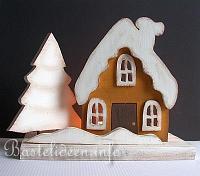 Kostenlose bastelvorlage country h tte oder schweden h tte for Holz bastelvorlagen kostenlos