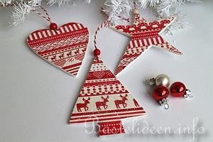Basteln Weihnachten Weihnachtsbasteleien Weihnachtsbasteln