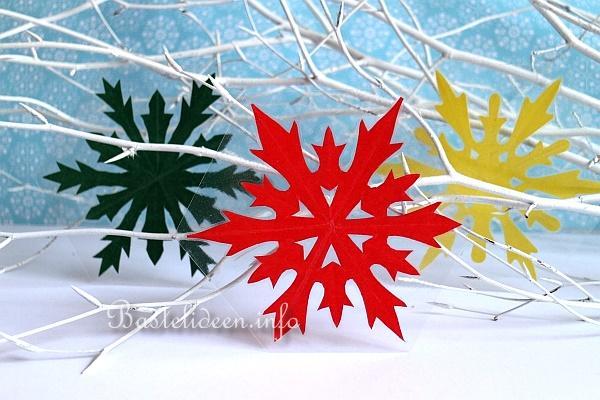 Weihnachtsbasteln Papier.Weihnachtsbasteln Papier Schneeflocken Basteln