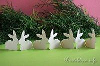 Basteln Mit Papier Fruehling Und Ostern