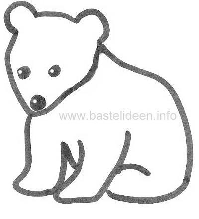 Ausmalbild Eisbar Malvorlage Eisbar Pdf Kribbelbunt 4