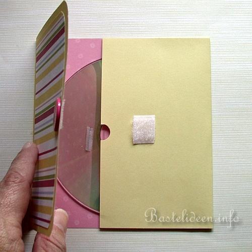 Bastelideen Papierbasteln Einen Cd Umschlag Basteln