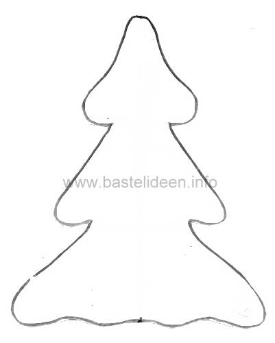 Kostenlose bastelvorlage holz weihnachtsbaum - Weihnachtsbaum vorlage ...