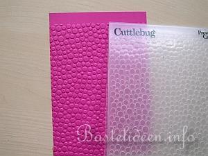 Cuttlebug Prägefolder 7