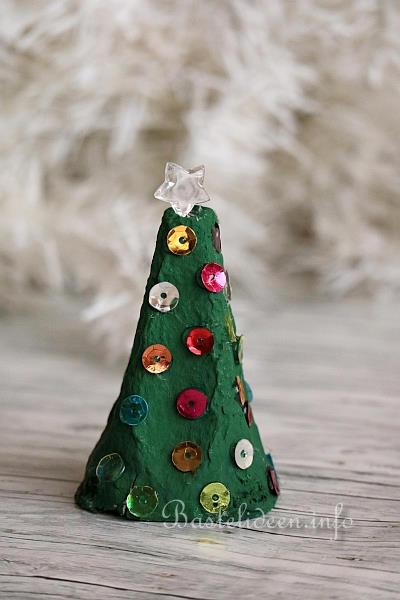 Basteln Zu Weihnachten Mit Kindern Upcycling Eierkarton