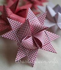 Weihnachtsbasteln Papier.Bastelideen Basteln Mit Papier Winter Und Weihnachten