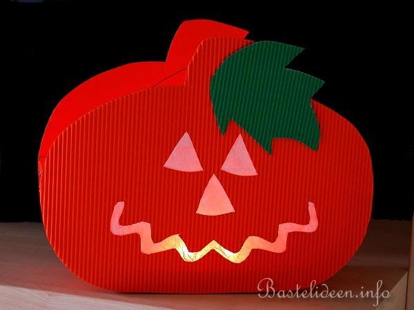 Halloween Basteln Kurbis.Laterne Basteln Mit Kindern Skt Martin S Tag Kurbis Laterne