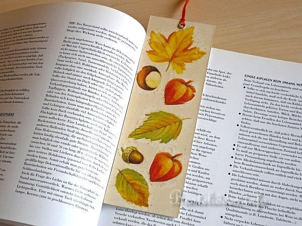 Basteln Mit Papier Serviettentechnik Herbstliches