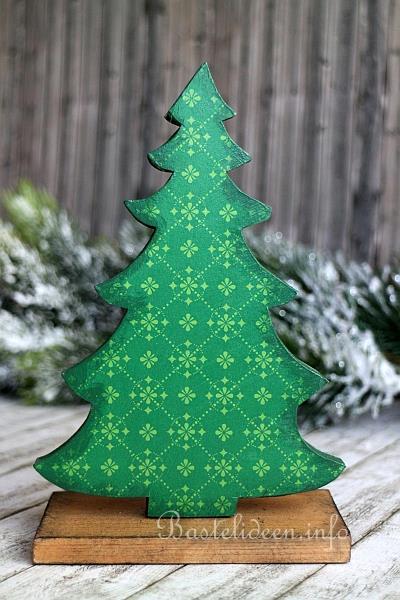 winterbasteln mit holz weihnachtsbaum aus holz. Black Bedroom Furniture Sets. Home Design Ideas