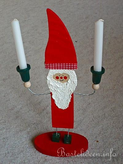 Laubs gearbeit holzbasteln weihnachten - Bastelideen nikolaus ...