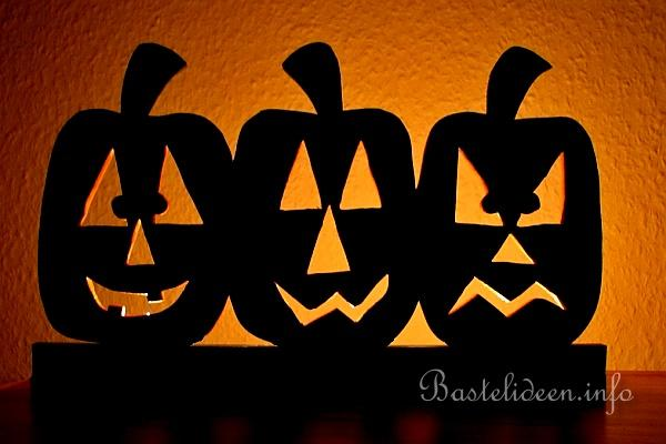 Halloween Basteln Holz.Basteln Mit Holz Herbst Laubsaegearbeit Mit Vorlage Halloween