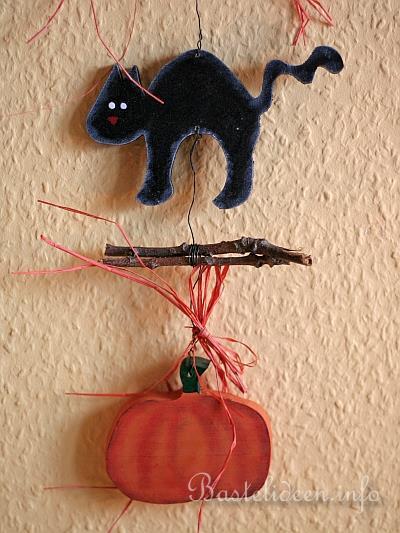 Halloween Basteln Holz.Basteln Mit Holz Herbst Laubsaegearbeit Mit Vorlage Kuerbis