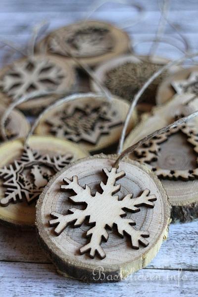 bastelidee f r weihnachten weihnachtsbaumanh nger aus. Black Bedroom Furniture Sets. Home Design Ideas