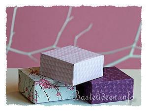 basteln mit papier origami schachteln basteln. Black Bedroom Furniture Sets. Home Design Ideas