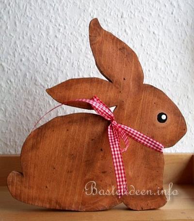 Bastelideen Zu Ostern Basteln Mit Holz Laubsaegearbeit Mit
