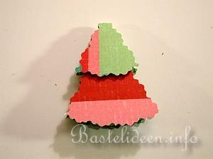 weihnachtsbasteln basteln mit papier weihnachtsbaum. Black Bedroom Furniture Sets. Home Design Ideas