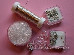 Kostenlose Bastelanleitung Perlen Armband Anleitung