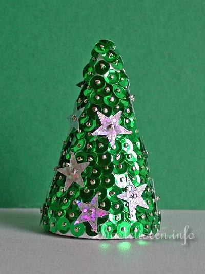 Basteln Weihnachten Basteln Mit Kindern Styropor Weihnachtsbaum