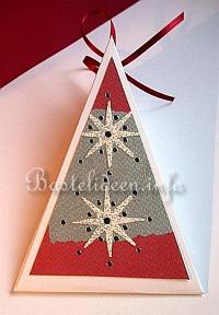 Bastelideen Basteln Mit Papier Winter Und Weihnachten