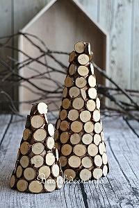 Dekorationen Basteln Zu Weihnachten Und Zum Winter