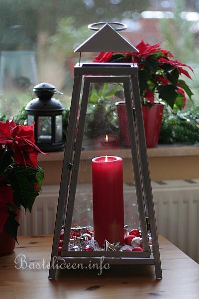 weihnachtliche und glaenzende dekoideen fuer zuhause