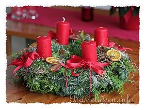 Adventskranz basteln bastelidee f r den advent for Adventskranz basteln mit kindern