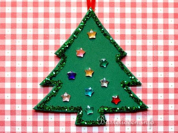 Weihnachtsbaumanhänger Basteln basteln zu weihnachten mit kindern weihnachtsbaumanhänger aus