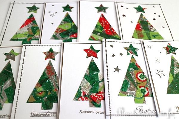 weihnachtskarten basteln weihnachtskarten mit. Black Bedroom Furniture Sets. Home Design Ideas