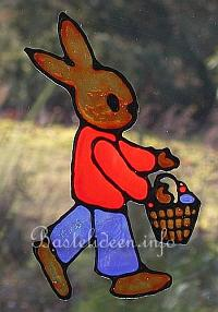 Window-Color - Osterhase
