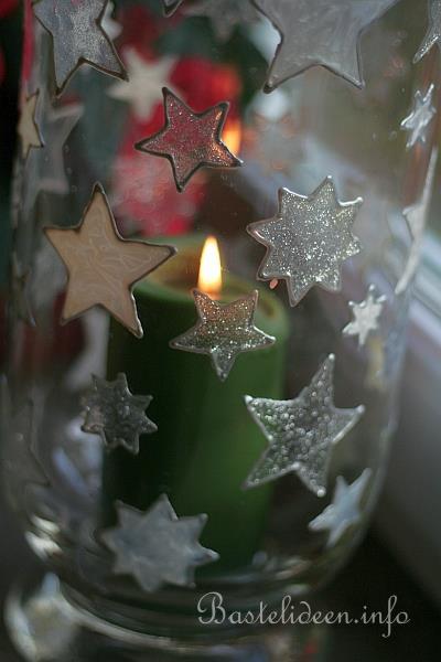 Weihnachtsbasteln Window Color Weihnachtliches