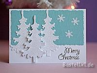 weihnachtskarten basteln karten zu weihnachten gestalten. Black Bedroom Furniture Sets. Home Design Ideas